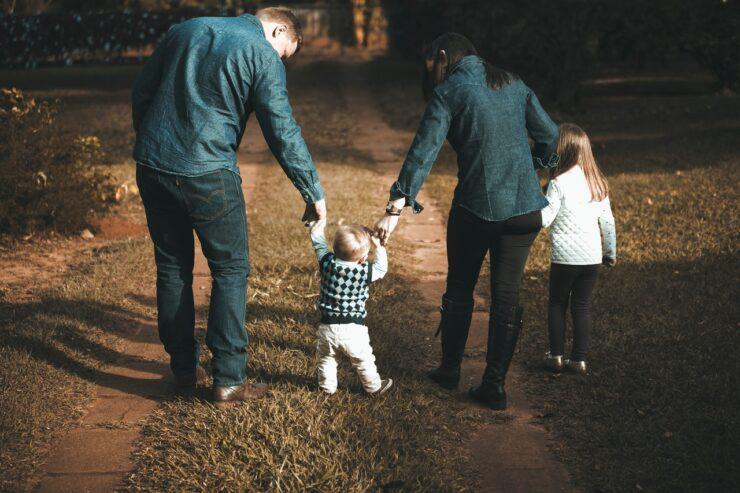 Børnefamilie